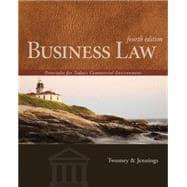 Business Law: Principles for Today s Commercial Environment: Twomey, David P.;