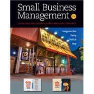 Small Business Management: Longenecker, Justin G.;
