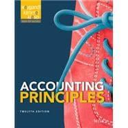 Accounting Principles: Weygandt, Jerry J;