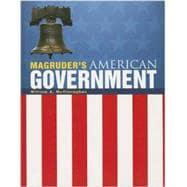 Magruder's American Government 2013 English Student Edition: McClenaghan, William A.