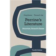 Perrine's Literature: Arp, Johnson