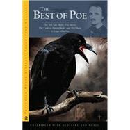 Best of Poe, The: The Tell-Tale Heart,: Poe, Edgar Allan