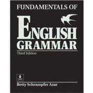 Fundamentals of English Grammar (Black) (Without Answer: Azar, Betty Schrampfer