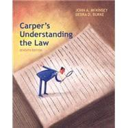 Carper's Understanding the Law: McKinsey, John A.;