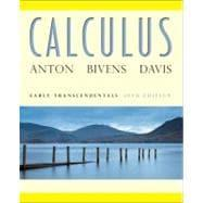 Calculus Early Transcendentals, 10th Edition: Howard Anton (Drexel