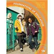 Foundations of Education: Ornstein, Allan C.;