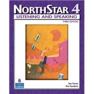 NorthStar, Listening and Speaking 4 (Student Book: Ferree, Tess; Sanabria,