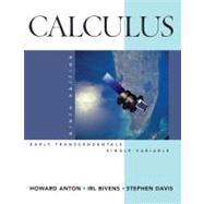Calculus Anton Bivens Davis 9th Edition Pdf