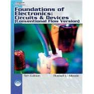 Foundations of Electronics Circuits & Devices Conventional: Meade, Russell; Diffenderfer,