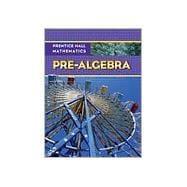 Pre-Algebra: Charles, Randall I.;