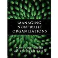 Managing Nonprofit Organizations: Tschirhart, Mary; Bielefeld,