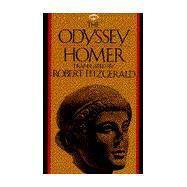 The Odyssey: Homer; Fitzgerald, Robert