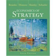 Economics of Strategy: Besanko, David; Dranove,