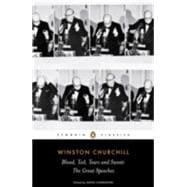 Blood, Toil, Tears and Sweat : The: Churchill, Winston (Author);