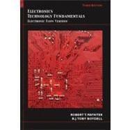 Electronics Technology Fundamentals Conventional Flow Version: Paynter, Robert T.;