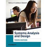 Systems Analysis and Design (Book Only): Rosenblatt, Harry J.