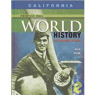 World History-California Edition: Unknown