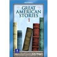 Great American Stories 1: Draper, C. G.
