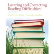 Locating and Correcting Reading Difficulties: Cockrum, Ward; Shanker,