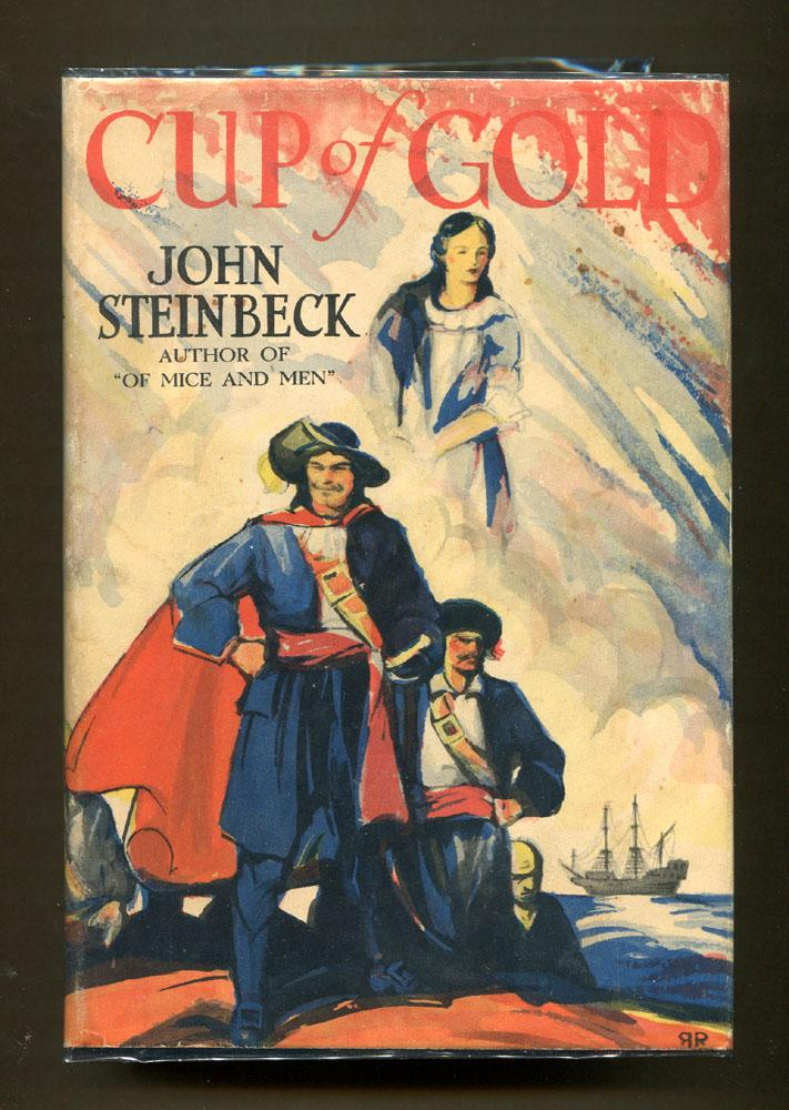 Cup of Gold Steinbeck, John Hardcover