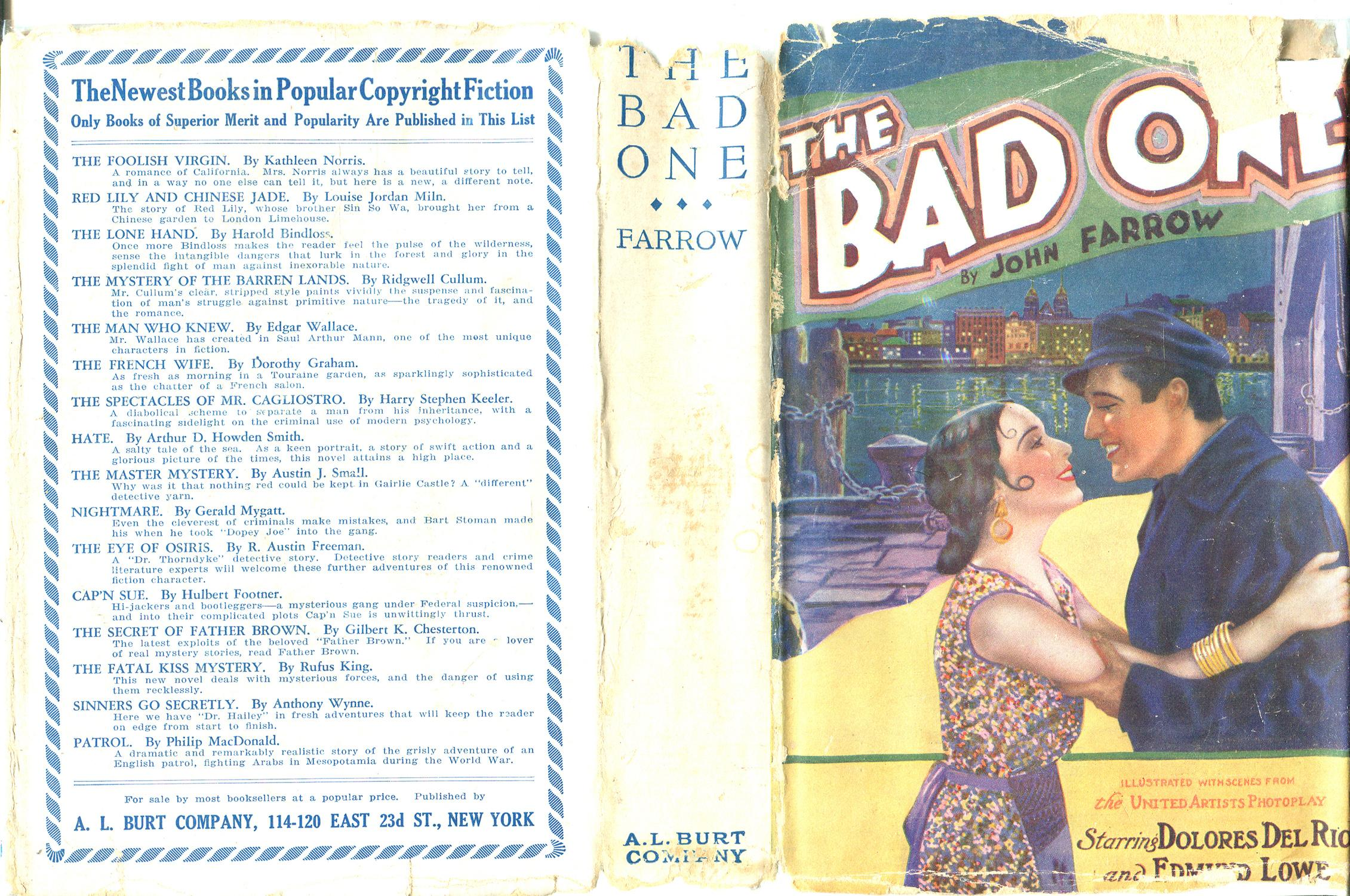 The Bad One: Farrow, John