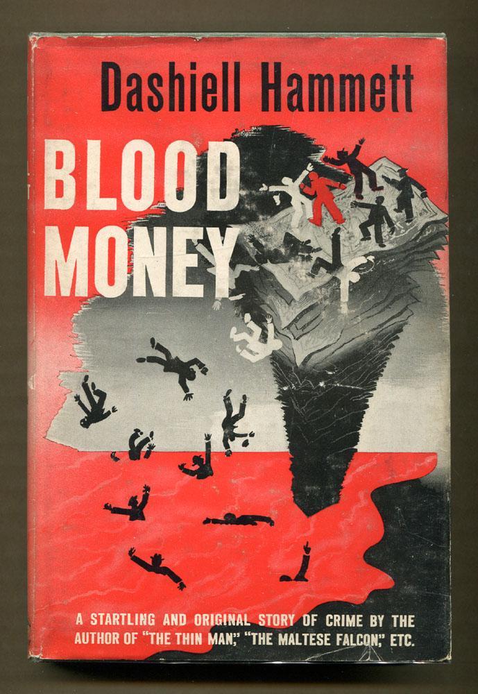 Blood Money: Hammett, Dashiell