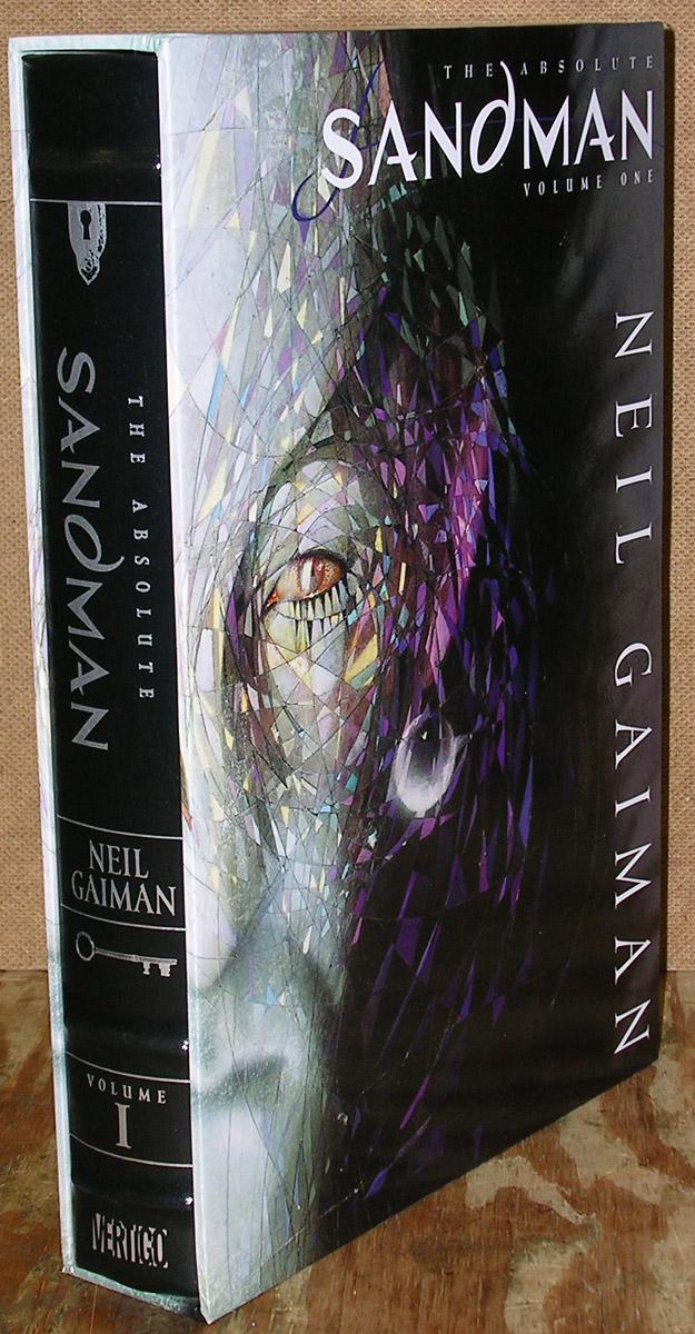 The Absolute Sandman: Volume One: Gaiman, Neil
