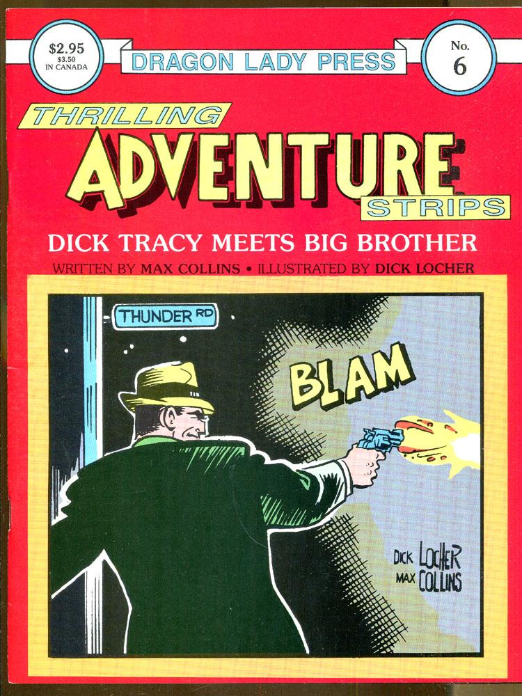 Thrilling Adventure Strips No. 6: Dick Tracy...