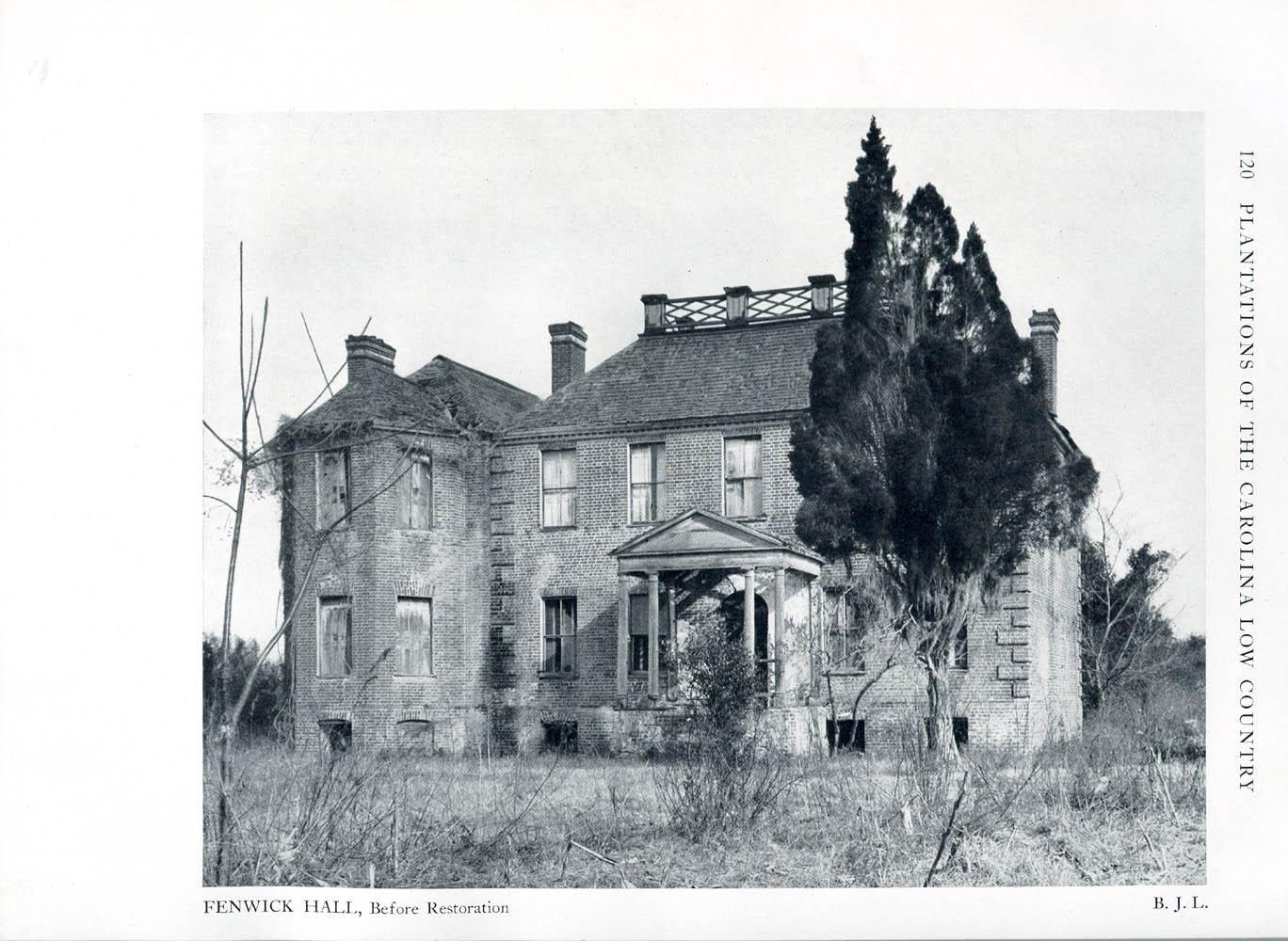 Plantations of the Carolina Low Country: Stoney, Samuel Gaillard