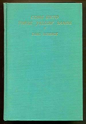 Come Unto These Yellow Sands!: Schenck, Earl