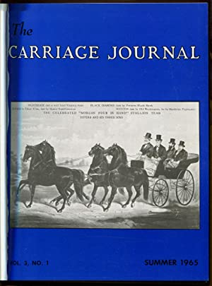 The Carriage Journal: Downing, Paul H. (Editor)