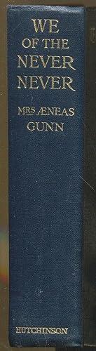 We of the Never-Never: Gunn, Mrs. Aeneas