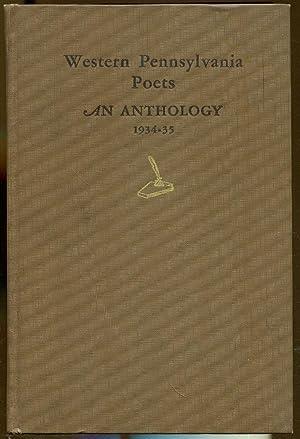 Western Pennsylvania Poets: An Anthology 1934-35: Manges, Walter & Nichols, David. Editors