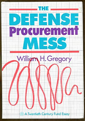 The Defense Procurement Mess