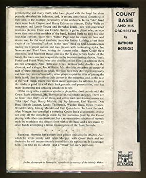 Count Basie and His Orchestra: Horricks, Raymond