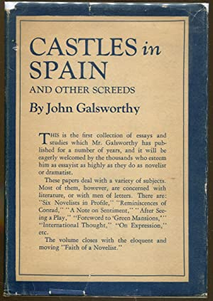 Castles In Spain and Other Screeds: Galsworthy, John