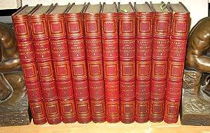 Oeuvres Completes De Alfred De Musset, Edition Ornee De 28 Gravures: 10 Volume Set: De Musset, ...