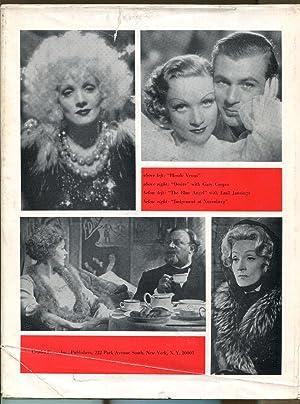 The Films of Marlene Dietrich: Dickens, Homer