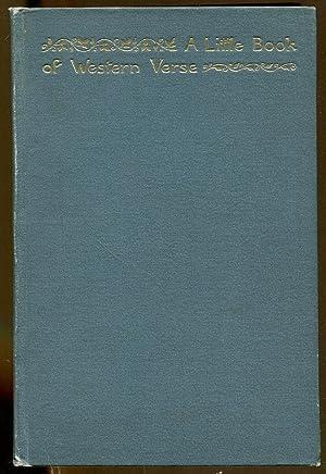 A Little Book of Western Verse: Field, Eugene