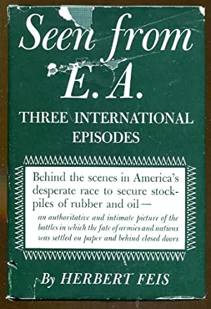 Seen From E.A.: Three International Episodes