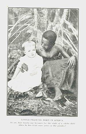The Jungle Folk of Africa: Milligan, Robert H.