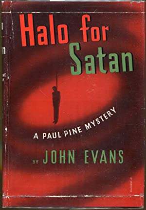 Halo for Satan: Evans, John (Howard Browne)
