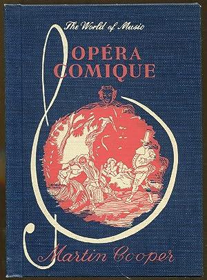 Opera Comique: Cooper, Martin