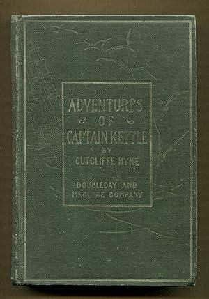 Adventures of Captain Kettle: Hyne, Cutcliffe