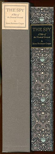 The Spy: Cooper, James Fenimore
