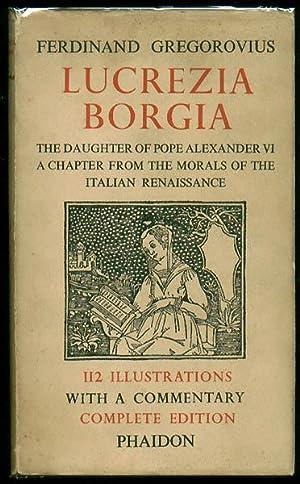 Lucrezia Borgia: Gregorovius, Ferdinand