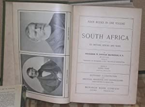 The Library of South Africa: It's History, Heroes and Wars: Mackenzie, Professor W. Douglas