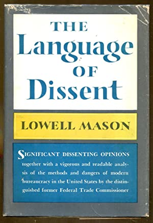 The Language of Dissent