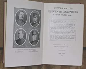 History of the Eleventh Engineers United States Army: Divisonal History