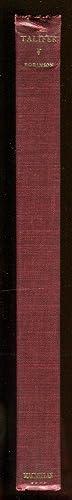 Talifer: Robinson, Edwin Arlinton